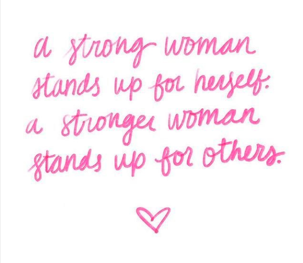 Quote Woman